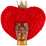 Red Queen Headpiece - Adult Std.