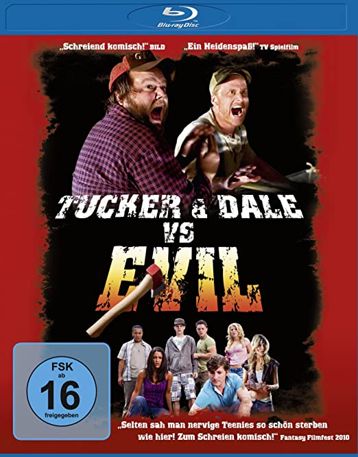 Tucker & Dale vs. Evil - 2011 - Blu-ray - Amazon