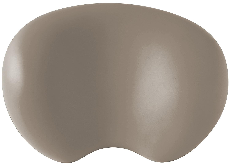 Gelco Bean Polyurethane Bath Cushion, white, 22 x 28 x 8.5 cm 708021