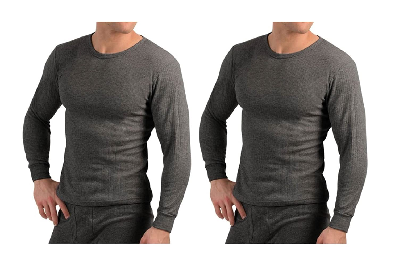 Lange Unterhemden, Thermo, angeraut, verschiedene Farben, Gr. 5 bis 10