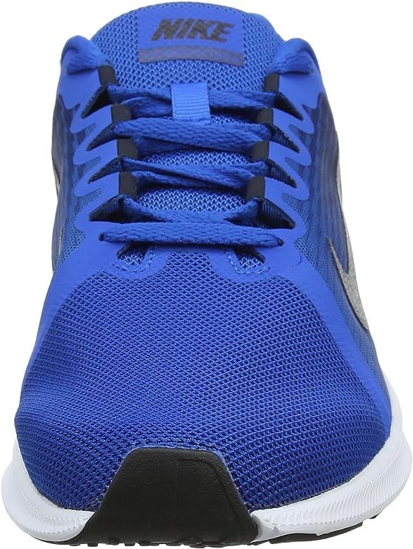 Nike Downshifter 8, Zapatillas de Deporte Unisex Adulto, Azul (Azul 908984 401), 44 EU: Amazon.es: Zapatos y complementos