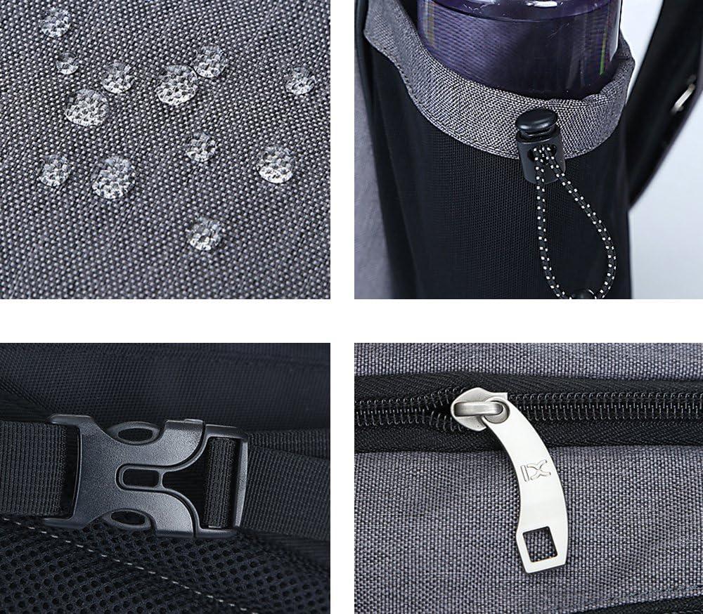 Pioneeryao Sling Bag Backpack 19 Crossbody Backpack Shoulder Pack Sling Chest Bag