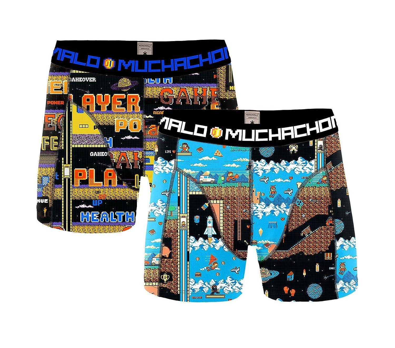 Muchachomalo Men's Boxers Multicoloured multicoloured S