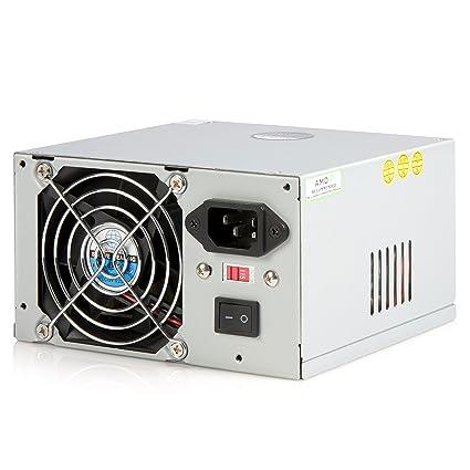 Amazon.com: StarTech.com 250 Watt ATX Replacement Computer PC Power ...