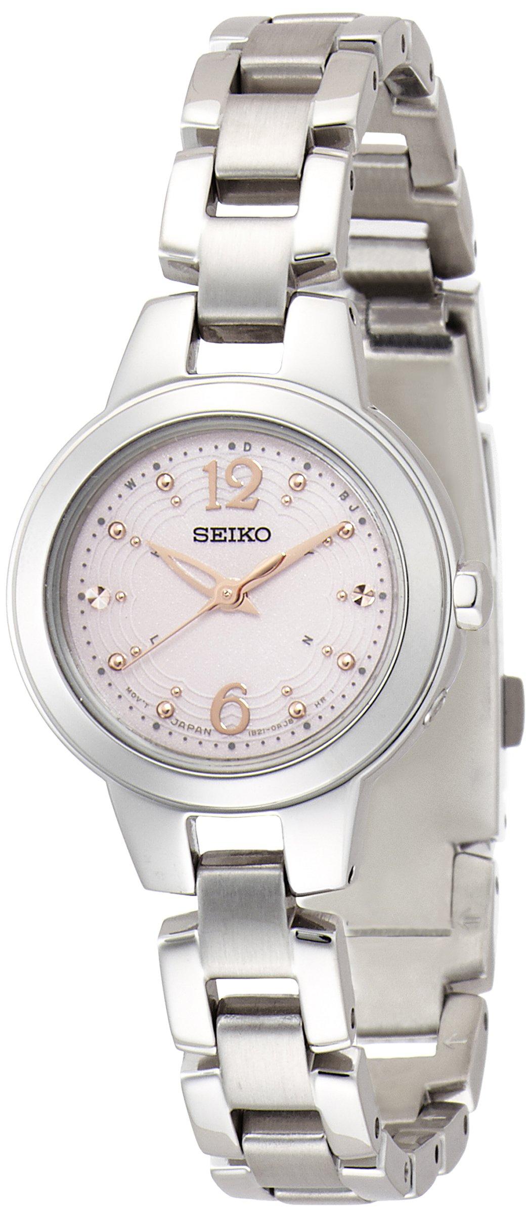 SEIKO WATCH TISSE Solar Hard Rex SWFH023 Womens