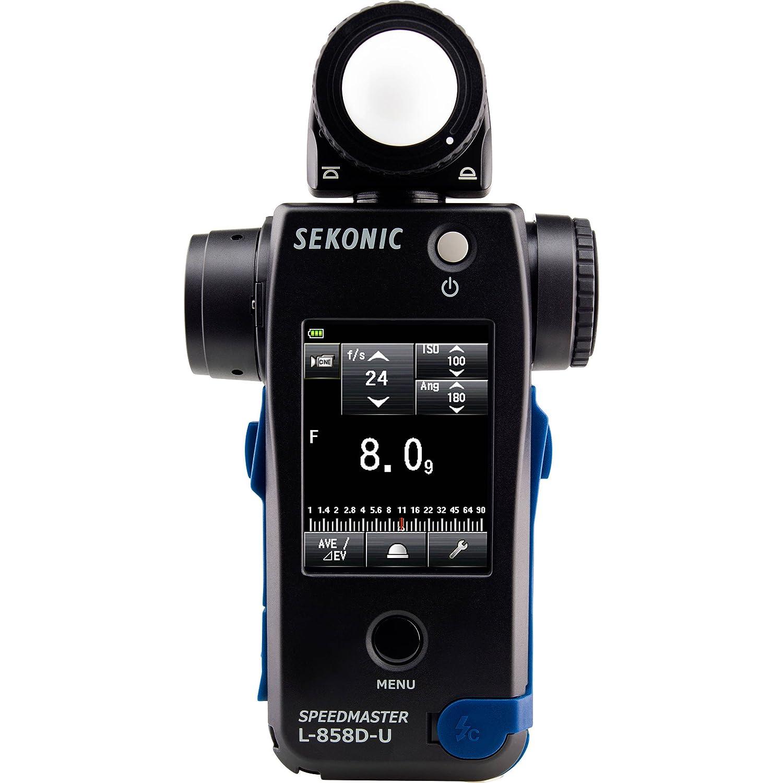 Fotometro Sekonic L-858D Speedmaster