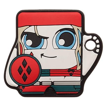 Llavero foundmi Harley Quinn DC Comics: No Name: Amazon.es ...
