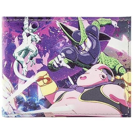 Cartera de Dragonball Super Animado Serie Negro