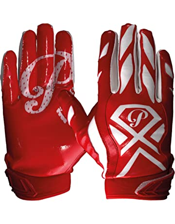 f4731e4a504 Prostyle Gator Football Gloves American Football Receiver Gloves 6 Colours