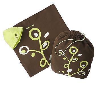 875ac713fa29 Babymoov - A057204 - Porte- Bébés Echarpe à Nouer - Chocolat   Vert ...