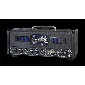 Mesa Boogie Prodigy Four:88 · Cabezal bajo