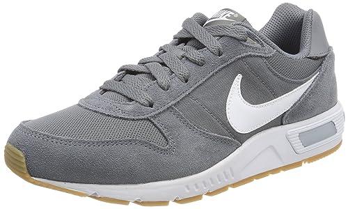 Mens Nightgazer Gymnastics Shoes, Grey (Cool Greywhitegum Light Brown 007), 6 UK Nike