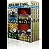 RAFFERTY & LLEWELLYN BOXED SET Books 9 - 12: British Detectives