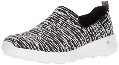 Skechers Women's Go Walk Joy Nirvana Slip On Trainers