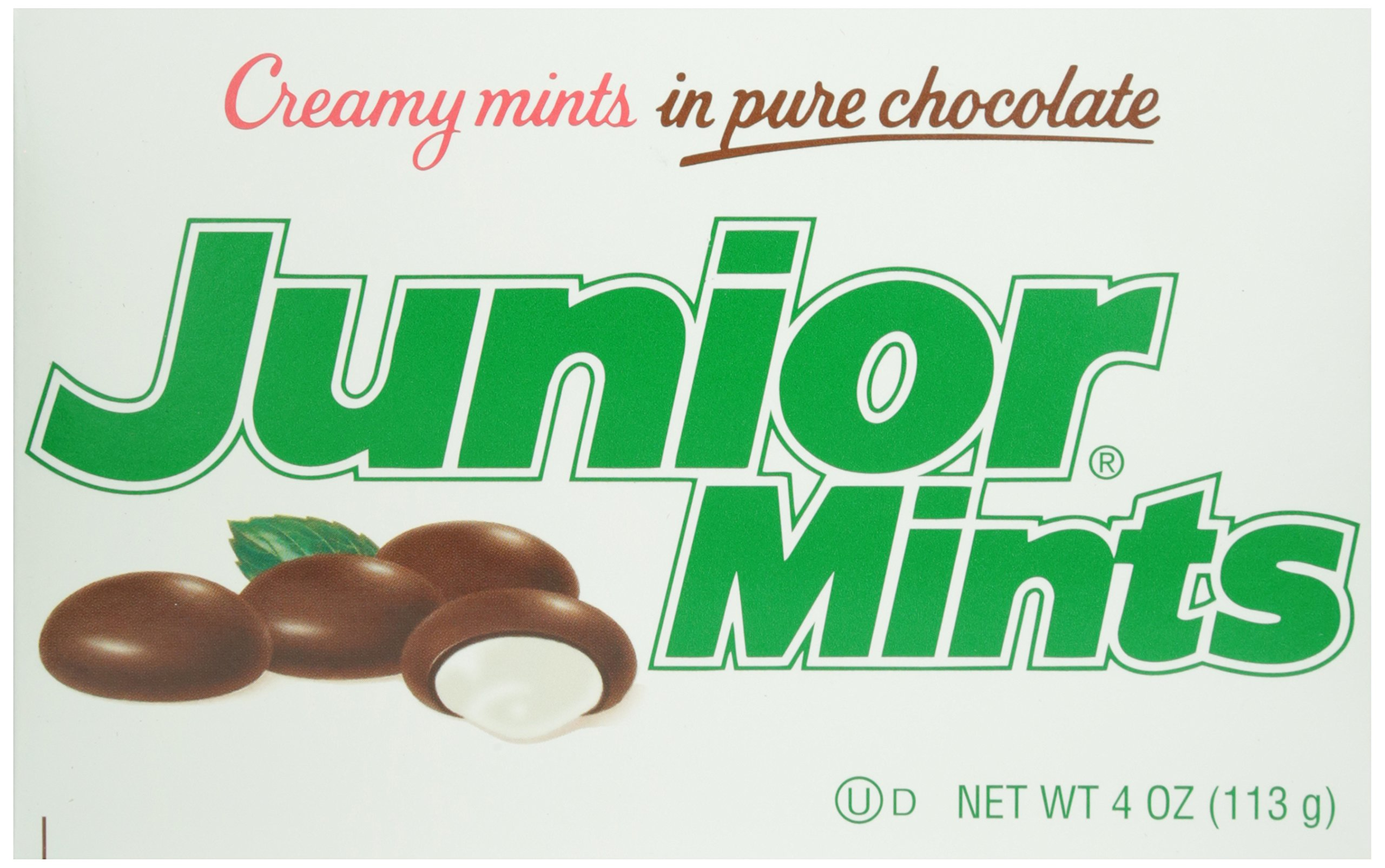 Tootsie Junior Mint Box, 4 oz