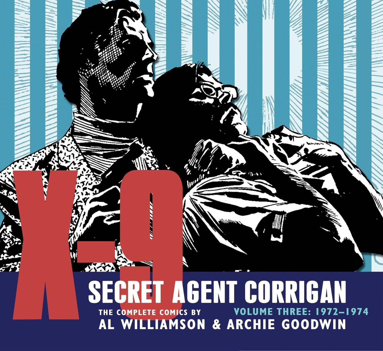 X-9: Secret Agent Corrigan Volume 3 pdf