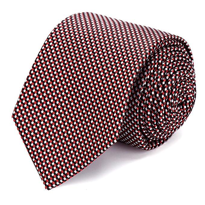 MUCO Patrón de tejer hombres que teje lazos clásicos del patrón de la manera para el lazo del negocio del desgaste… 6rsr9Olb