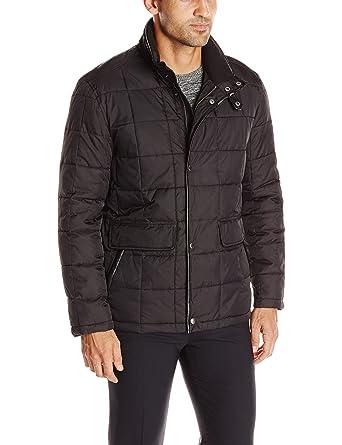 Cole haan quilted jacket men