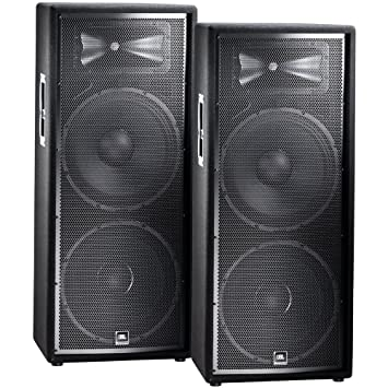 jbl box. jbl jrx225 dual 15 in passive dj pa speaker pair jbl box p