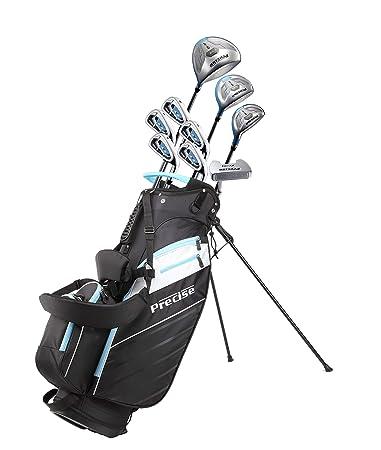 Amazon.com: Precise AMG - Juego completo de palos de golf ...
