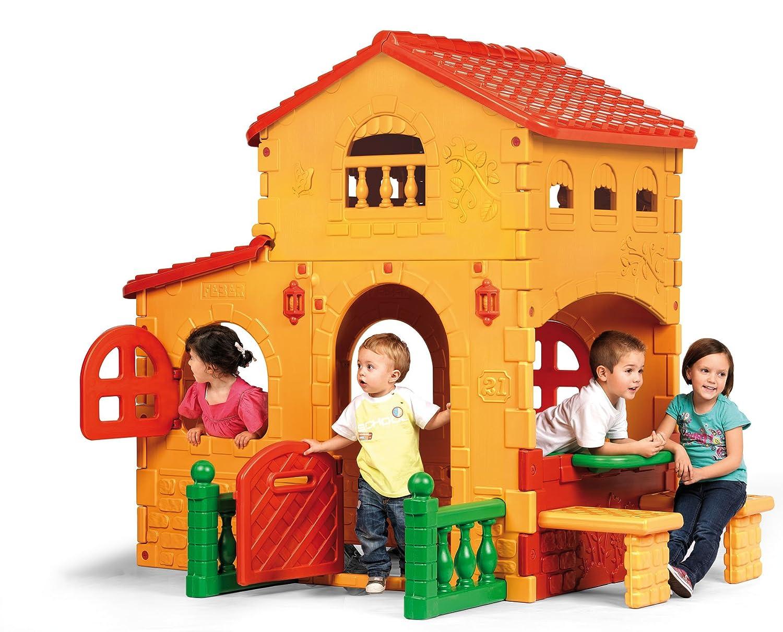Spielhaus mit Terrasse - Feber Grande Villa