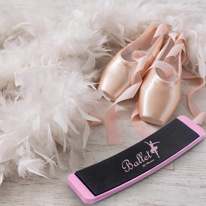 Ballet Spin Board Leistungsstark f/ür T/änzer Ballettliebhaber 28 x 7cm REEHUT Ballett Pirouette Board