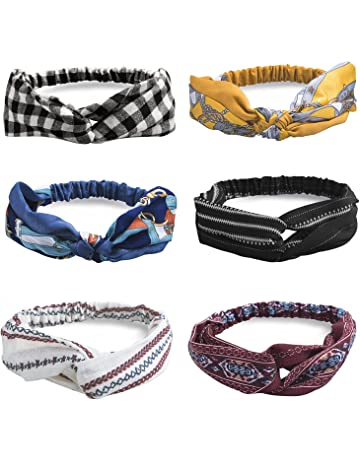 Kemanner 100 pezzi//set bambini moda casual carino copricapo corda elastica capelli corda per capelli Fasce