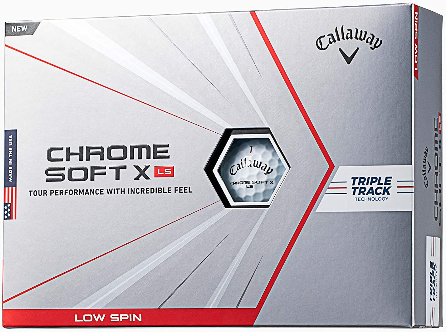 CHROME SOFT X LS