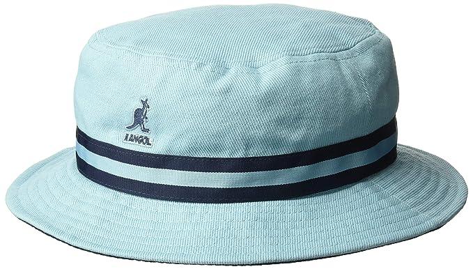 87fd99039 Kangol Mens Stripe Lahinch Bucket Hat Bucket Hat: Amazon.ca ...