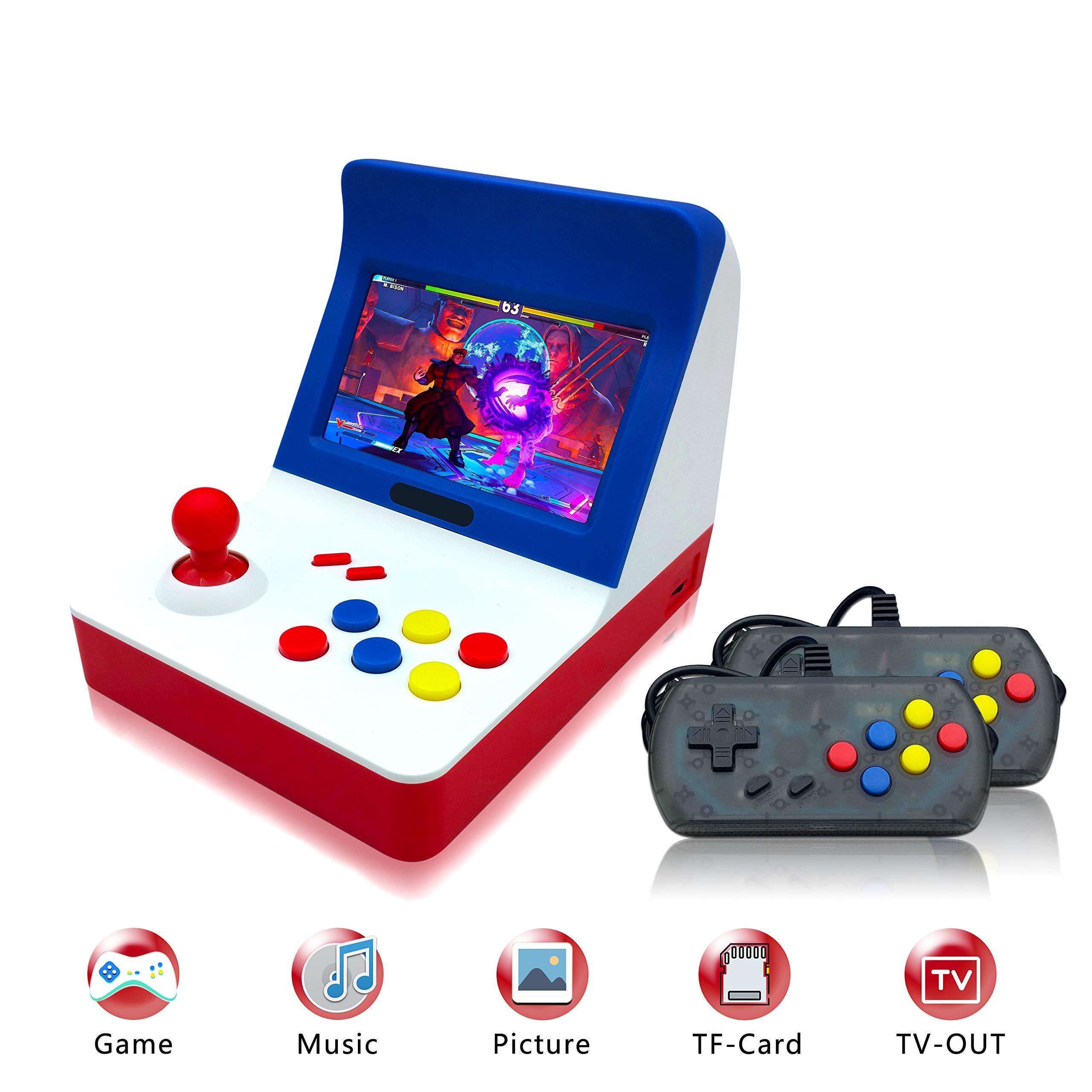 Anbernic Consolas de Juegos Portátil , Consola de Juegos Retro Game Console 4.3 Pulgadas 3000 Juegos