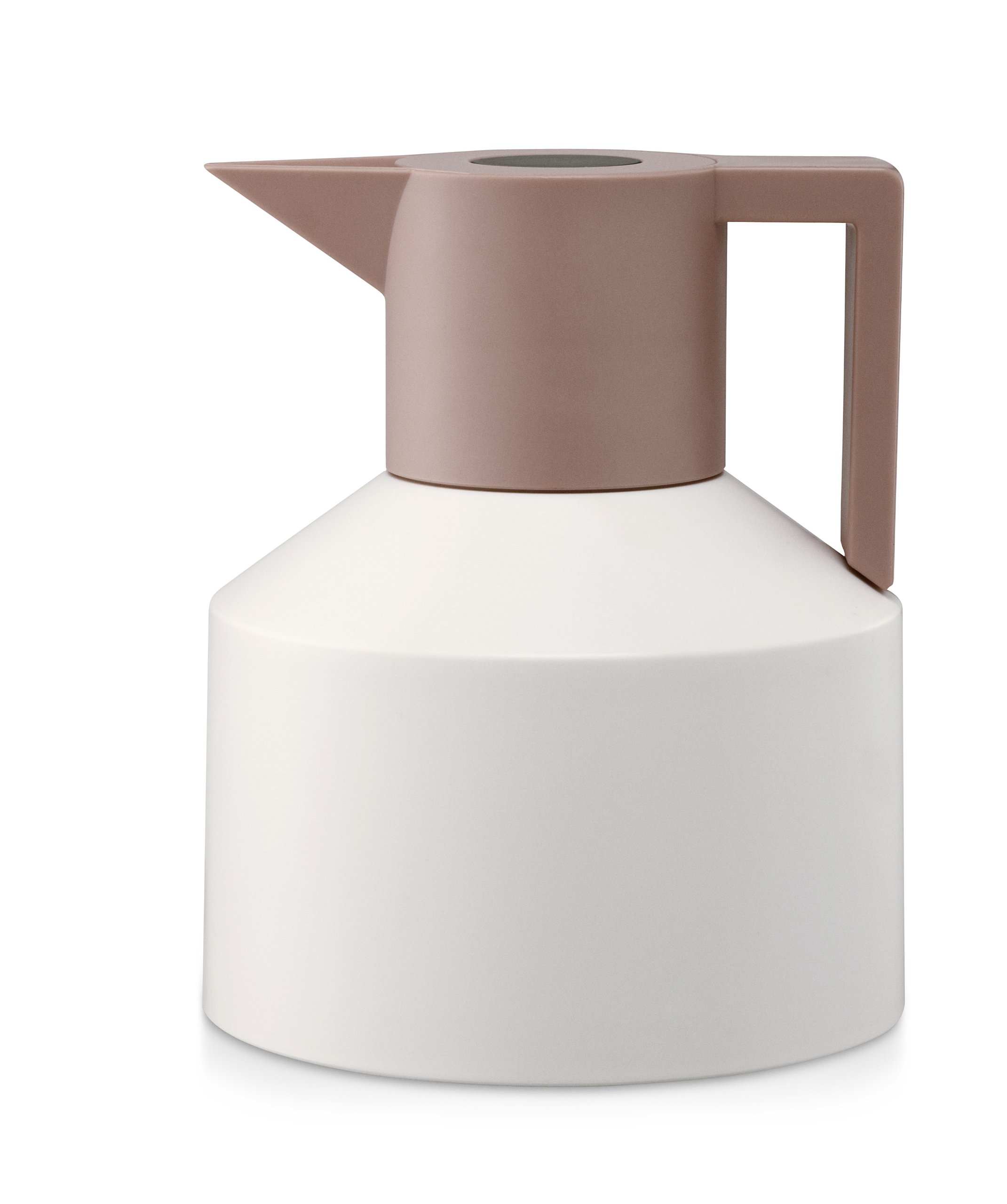 Geo Thermo Pot Normann Thermo Vacuum Flask, White by Geo Thermo Pot (Image #1)