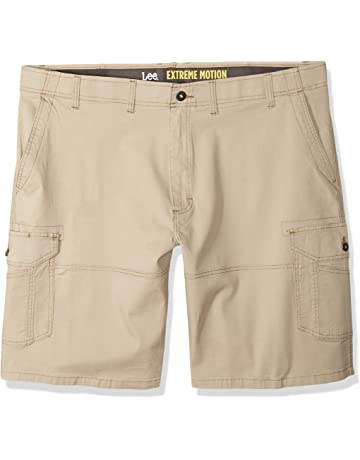 f50e421e00 LEE Men's Big & Tall Extreme Motion Swope Cargo Short