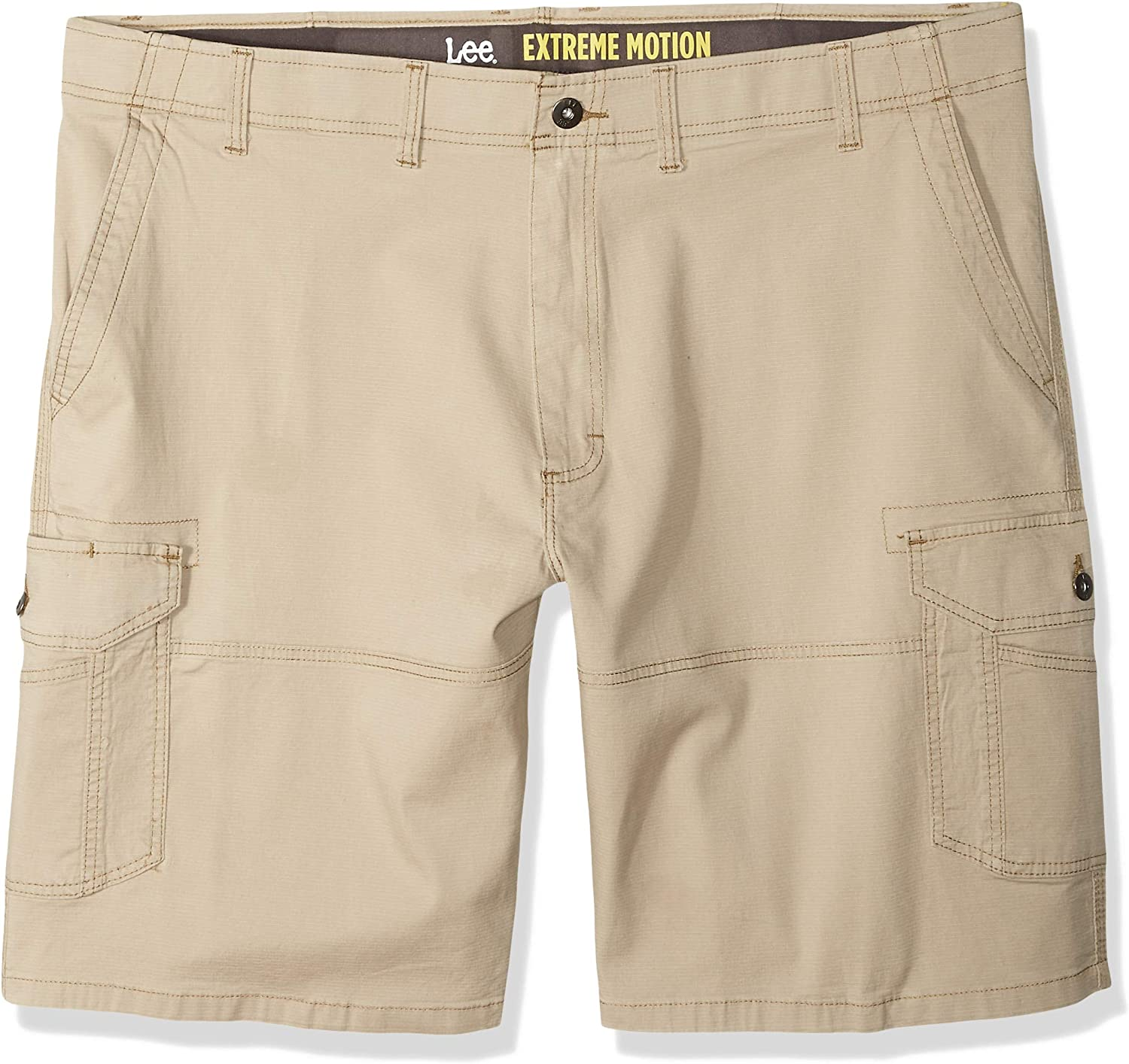 LEE Mens Big /& Tall Extreme Motion Swope Cargo Short