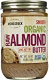 Woodstock Lightly Toasted Almond Butter - 16 oz