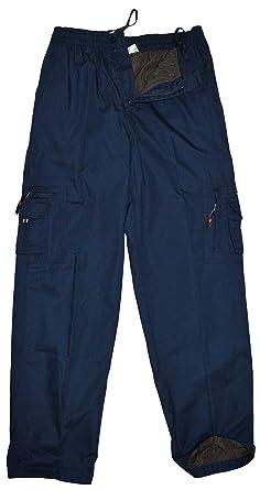 thb Richter - Pantalón - para hombre Azul azul marino