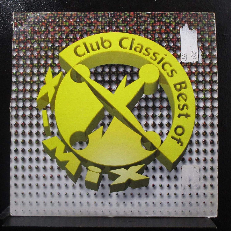 Various - Various - X-Mix Club Classics Best Of: Set Two - Lp Vinyl