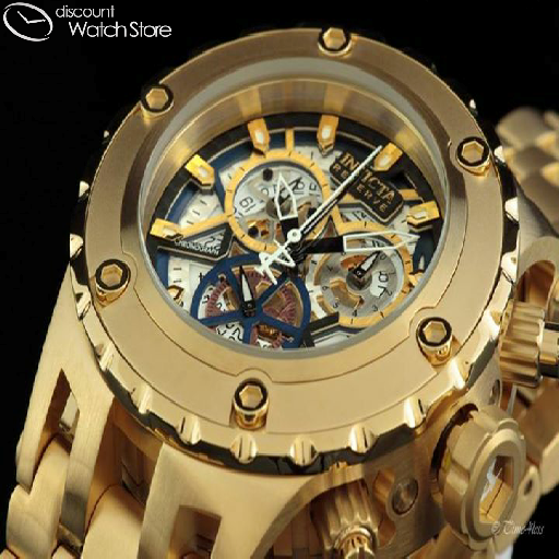Discount Watch Store (Best Selling Invicta Watches)