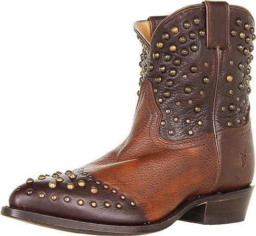 82084689949 FRYE Women's Billy Studded Short Boot