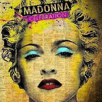 Amazon Madonna Celebration Greeting Birthday Any Occasion
