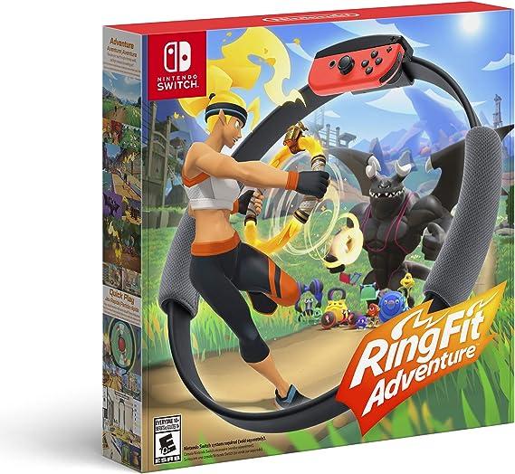Ring Fit Adventure (輸入版:北米) – Switch