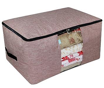 Bolsa de organizador de almacenamiento de la casa, ordenar su armario, suéteres / edredones
