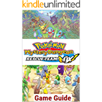 POKEMON MYSTERY DUNGEON DX SWITCH: WALKTHROUGH, GAME GUIDE, BEST TIPS and MORE