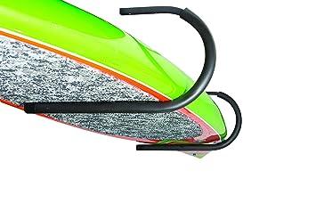 COR Board Rack Standup Paddleboard / SUP / Wall tabla de surf o rack de techo. Diseño simple pero eficaz y fácil de instalar.: Amazon.es: Deportes y aire ...