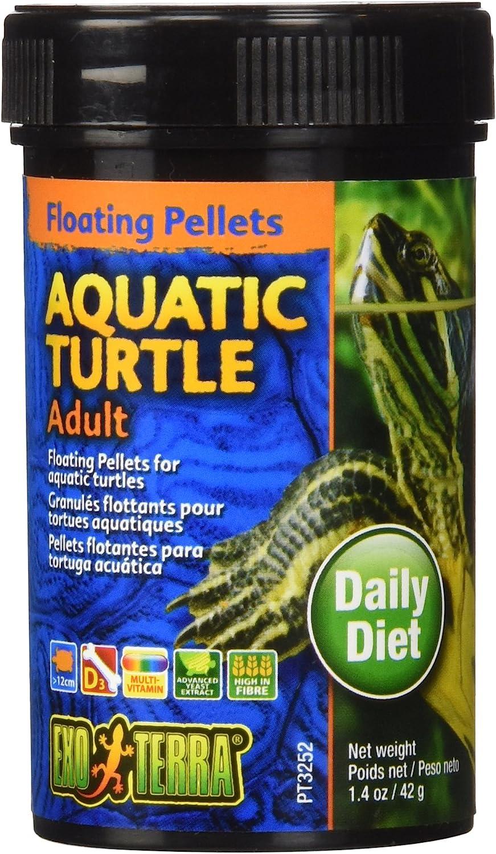 EXO-TERRA Aquatic Turtle Floating Pellets Food