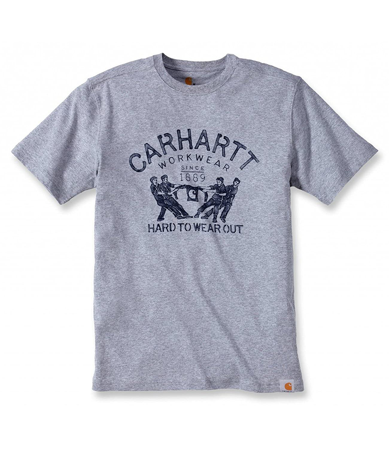 Carhartt T-Shirt Maddock Graphic Hard To Wear Out 102097