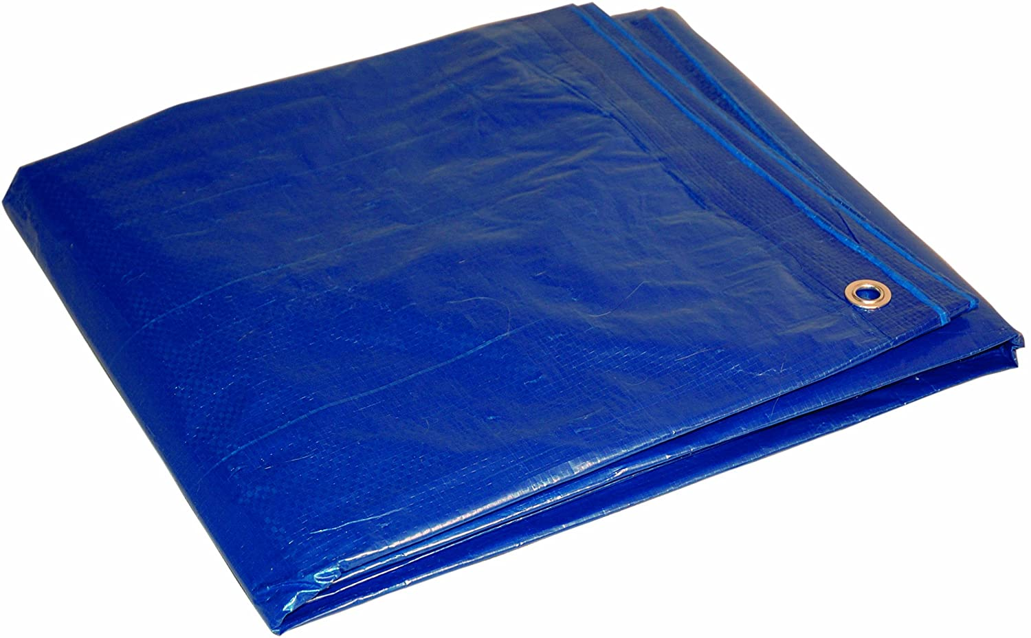 16x20 16x20 Multi-Purpose Blue Economy Poly Tarp