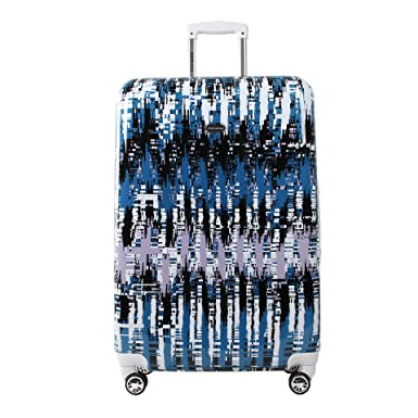 Amazon.com | Steve Madden Large Hard Case Luggage With Spinner ...