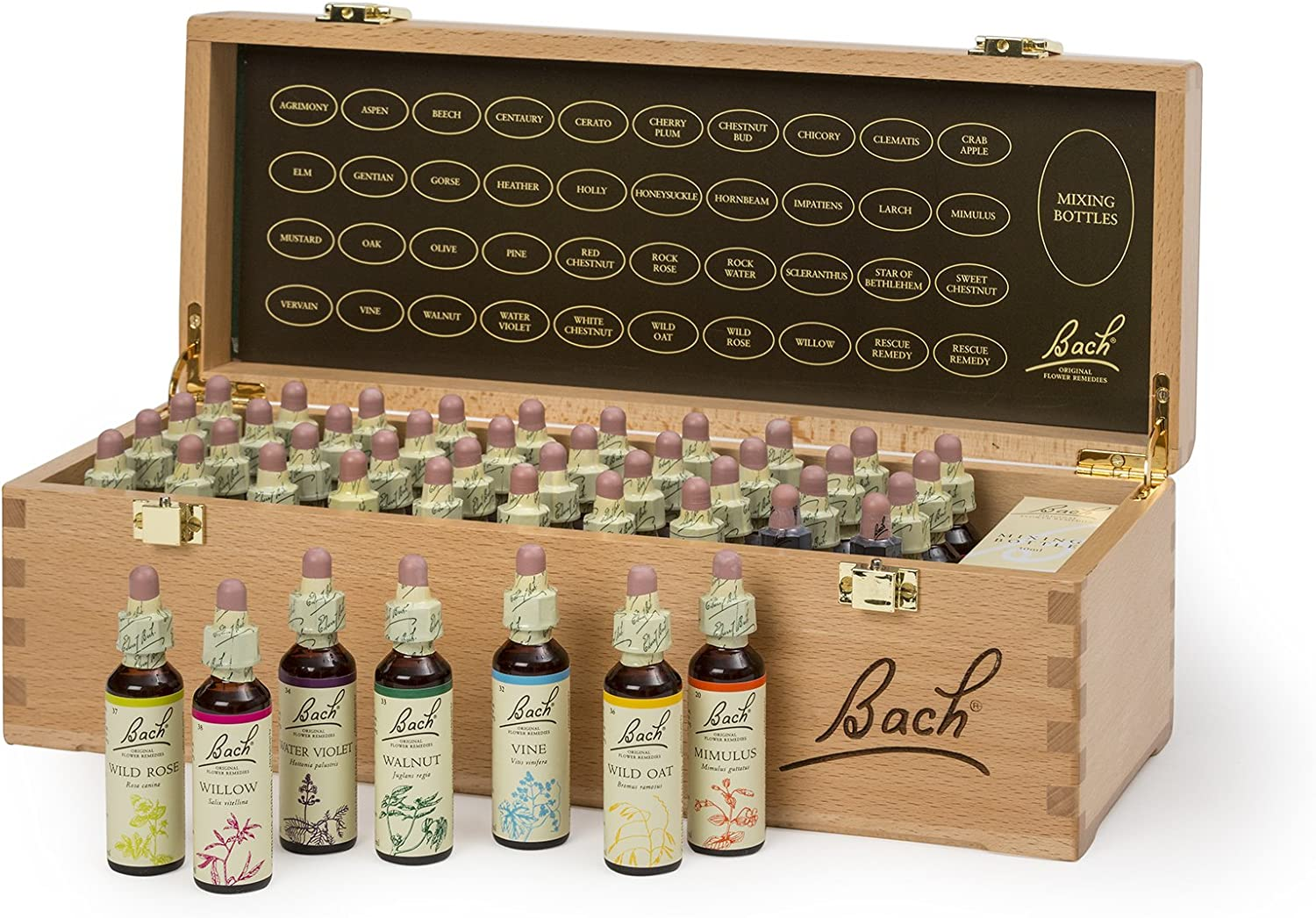 (Bach Professional Set Box) - Bach Original Flower Remedies Professional Set Box