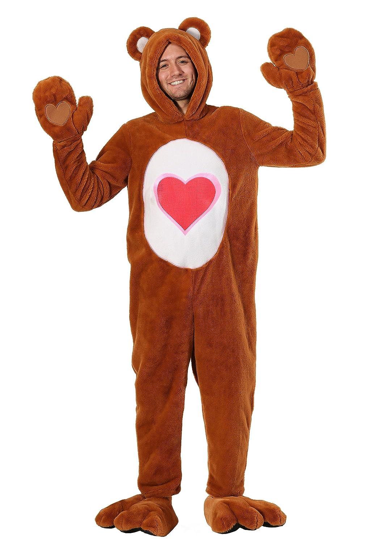 Fun Costumes Care Bears Deluxe Tenderheart Bärenkostüm - M