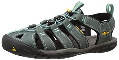 KEEN Women s Clearwater CNX Leather Sandal